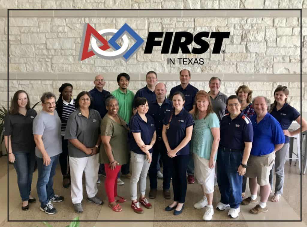 FIRST in Texas 2018 Team Summit